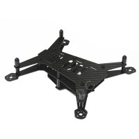 Q200 Mini Carbon Fiber 200MM Wheelbase QAV Quadcopter Frame Kits w/ ESC& Motor& CC3D& Prop for FPV Photography