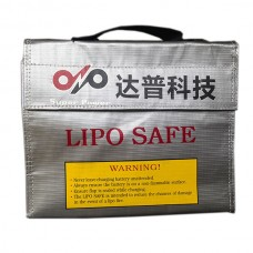 DUPU Lipo Battery Anti-explosion Safety Portable Bag Large Size