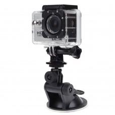 Mini Car Sucker for Gopro Hero 4 3+ 3 Xiaoyi Sports Camera Shooting