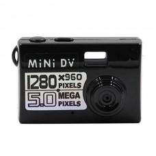 Mini HD Digital Camera DV 1280*960P for Motive Detection Monitor