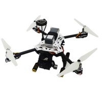 SAGA E3sport 350MM Wheelbase Mini Quadcopter Frame Kits & Flight Control & Driving Force & Remote Control for FPV Photography