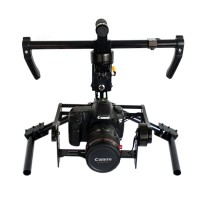 Steadymaker Tank Plus 8 Bit Version Three Axis Electronic Handheld Stabilizer Aluminum Alloy for DSLR Camera