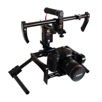 Steadymaker Tank Plus 32 Bit Version Three Axis Electronic Handheld Stabilizer Aluminum Alloy for DSLR Camera