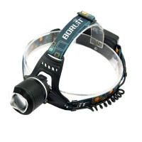 2800 T6 Light Zoom High Power Headlamp for Hiking Camping Fishing Outdoor Sports