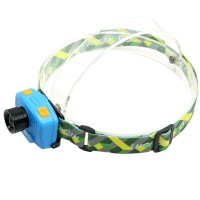 Blue Sensing Headlight Zoom High Power Headlamp for Hiking Camping Fishing Outdoor Sports