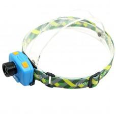 Blue Sensing Headlight Zoom High Power Headlamp for Hiking Camping Fishing Outdoor Sports