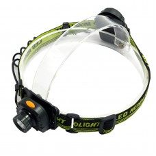 Induction Lamp AAA*3 High Power Headlamp for Hiking Camping Fishing Outdoor Sports