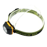 Sensing Headlight Zoom High Power Headlamp for Hiking Camping Fishing Outdoor Sports