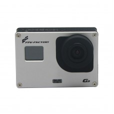 FPVfactory G3 HD Micro Camera for FPV Photography Surpass Gopro3 Slivery FPV Version