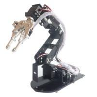6DOF Mechanical Arm 3D Rotating Full Metal Structure Bracket &MG996R Servo Robot