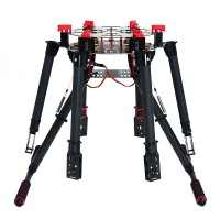 T900 6 Axis Carbon Fiber Hexacopter Frame Kits No Electronic Landing Gear for Multicopter FPV Photography