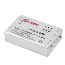 GPower LiPo LiFe Balance Battery Charger G3220 2-3S