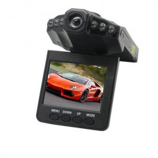 HD198 Car DVR Infrared Night Vision Seamless Loop Recording Max Support 32G TF Card 120degree