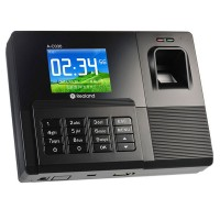 Realand A-C030T Fingerprint Attendance Clock Time Recording RFID Card Reader +USB 200MHz CPU