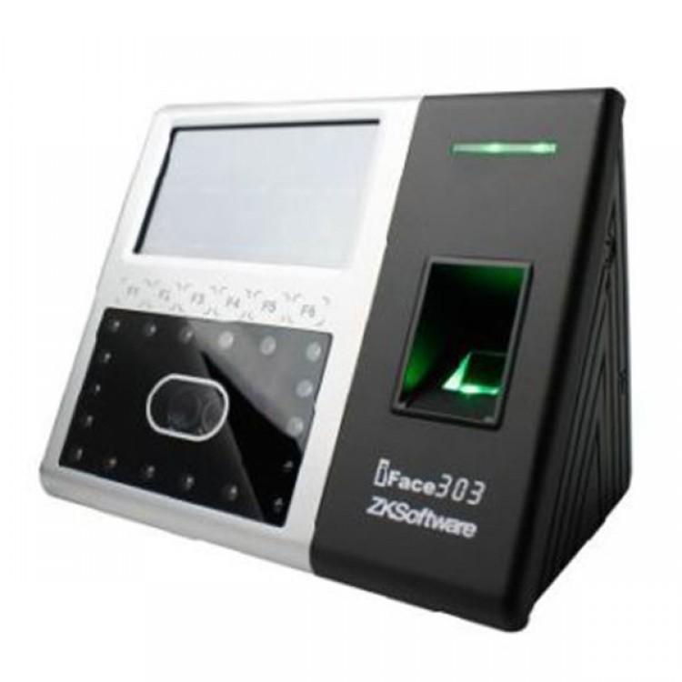 ZKsoftware iFace303ID Multi-biometric Identification Time Attendance