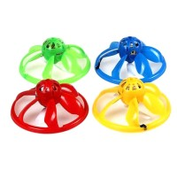 Toys UFO Floating Mini Helicopter Quadcopter Infrared Sense Sensor Flying Saucer