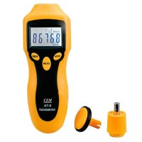 CEM AT-8 Accuracy Contact/Non-conta Tachometers 1 to 99,999 RPM Rotating Tester