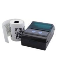 58mm Portable Mini BT Bluetooth Wireless Thermal Printer For IOS/Android/PC/POS