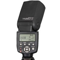 Yongnuo YN-560-II Flash Speedlite for Universal Hot Shoe Nikon Canon Camera