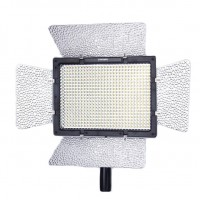 YONGNUO YN-600 LED Video Light 3200K-5500K For Camcorder Canon Nikon Camera