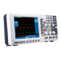 "2nd owon SDS5032E Portable 8"" HD TFT Digital Storage Oscilloscope 30MHz 250MS/s"