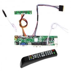 HCJ-V.TV61 Universal LCD LED Screen Driver Board Main Board w/HDMI USB