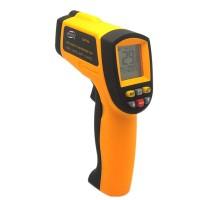 GM320 Non-Contact Laser LCD Display Digital IR Infrared Thermometer Temperature Meter Gun Point -50~330 Degree Wholesale