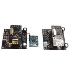 MPU6050 Wireless 3 Axis Acceleration Controlling Servo Gravity Snesing TX Board + Wireless Servo RX