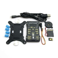 Pixhawk PX4 2.4.6 32bit Flight Controller with 8G TF Card & Shock Absorber & USB Data Cable