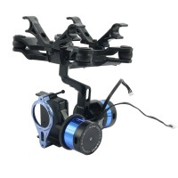 Tarot T-2D Brushless Gimbal Gopro 3 Aerial Photography Brushless Camera Gimbal TL68A08