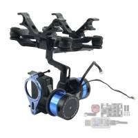 Gopro 2-axis Brushless Gimbal with Gyro TL68A00 Tarot Two Axis FPV Camera Brushless Gimbal