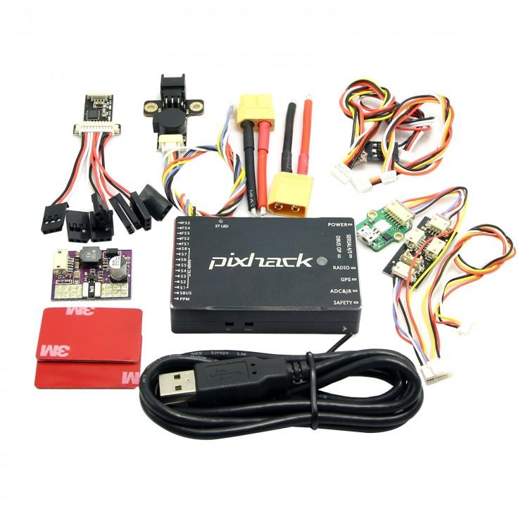 Cuav Pixhack 2 4 Flight Control Pixhawk with Sensor & 8CH