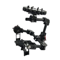 3 Axis Carbon Fiber Brushelss Gimbal Stablizer with Motor & 32bit Controller for DSLR 5d/GH3/GH4 FPV Photography