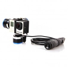 SteadyGim3 RIDER 3-axis GoPro Handheld Stabilizer for Gopro 3+ Video Photography