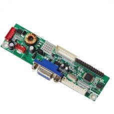 RTD 2270 Universal LCD Driving Board PC Display Mainboard w/ VGA Head Substitude 2025L 6820