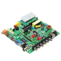 LED Universal TV Driving Board 3 in 1 Core Board for 32-42 Inch Screen