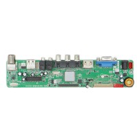 V29 Universal TV Mainboard HD Liquid Driving Board HDMI Interface USB Upgrade