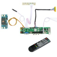 LCD Display Modification TV Screen Combo 4 in 1 Universal LCD Driver Board