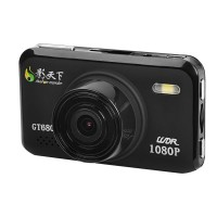 "Shadow GT680W 2.7"" Full HD 1080P In Car DVR Dash Camera Cam WDR Voice Indicator No Internal Storage"