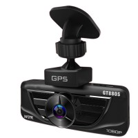 Shadow GT880S Dashboard Cam Camera DVR OBD/ GPS Version Standard Configuration