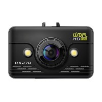 Shadow RX270 H.264 Full HD 1080P Car Dash Camera DVR 150 degree Night Vision Standard Version No Internal Storage