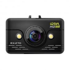 Shadow RX270 H.264 Full HD 1080P Car Dash Camera DVR 150 degree Night Vision Standard Version No Internal Storage