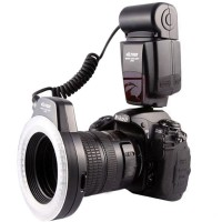 Viltrox JY-675 Macro Lite Small Distance LED Cool-Light Light For Canon Nikon