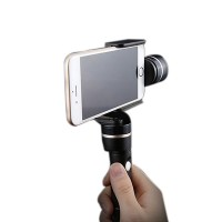 FY-G4 Gimbal Three Axis Phone Stabilizer Selfie Monopd for Smartphone IPhone Xiaomi4 Photography