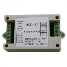 Industrial DKC-1A Stepper Motor Controller / Pulse Generator / Servo / Potentiometer Speed (D2B3)