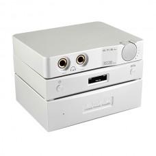 SMSL M8 USB DAC + VMV VA2 Headphone Amp + Linear Power P1 HIFI EXQUIS Desktop High-End Combination Kit