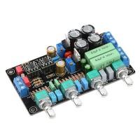 HIFI Preamplifier Tone Plate Board OPA2604 Operational Amplifier
