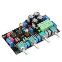 HIFI Preamplifier Tone Plate Board Phillips 5532 Operational Amplifier