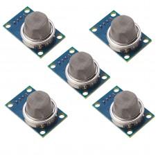 5pcs MQ-2 MQ2 Gas Sensor Module Smoke Methane Butane Detection for Arduino