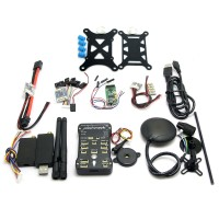 Pixhawk PX4 2.4.6 32bit Flight Controller & Led & NEO-7N GPS & Power Module/PM/PPM/OSD/3DR 915Mhz/USB Data Cable